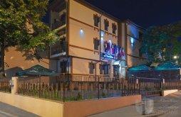 Villa Zătreni, La Favorita Hotel