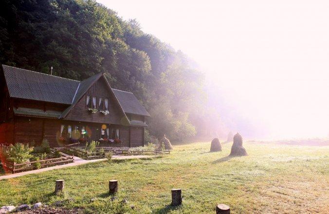 Dacica Guesthouse Alun (Boșorod)