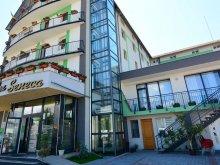Hotel Románia, Travelminit Utalvány, Seneca Hotel
