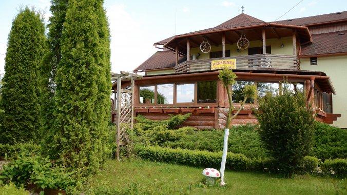 Pensiunea Casa Moțească Cornești (Mihai Viteazu)