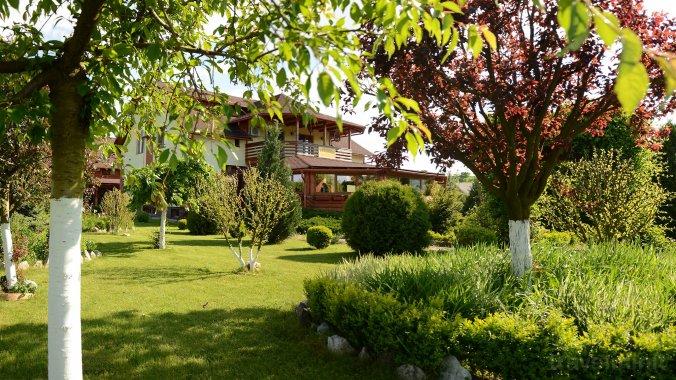 Casa Moțească Panzió Sinfalva
