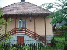 Casă de oaspeți județul Mureş, Casa de oaspeți Ágnes