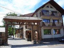 Panzió Sajónagyfalu (Mărișelu), Lăcrămioara Panzió