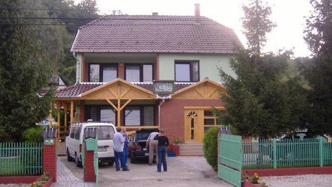 Aphrodite Guesthouse Miskolctapolca