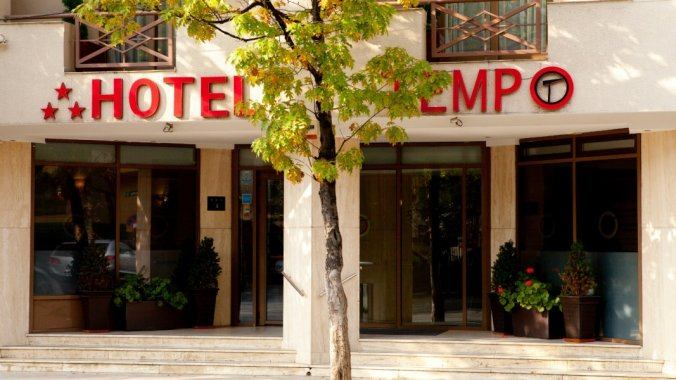 Tempo Hotel Bukarest
