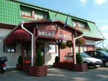 Bed & breakfast Tiszanána, Belkő Pension