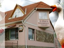 Accommodation Veszprém county, Ludas Inn