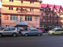 Cazare Burluși, Motel Național