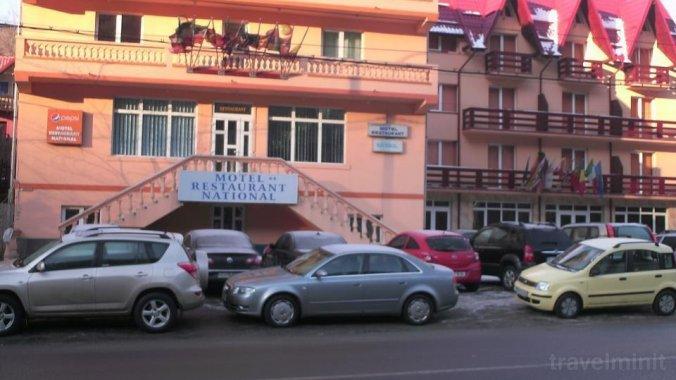 Motel Național Sinaia