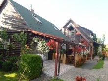 Accommodation Dănești, Hajnalka Guesthouse