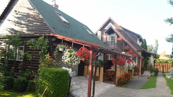 Casa de oaspeți Hajnalka Suseni