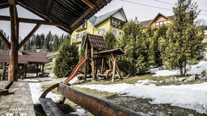 Izvorul Bucovinei Panzió Șaru Bucovinei