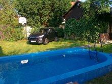 Accommodation Veszprémfajsz, Pilot apartments with swimming pool