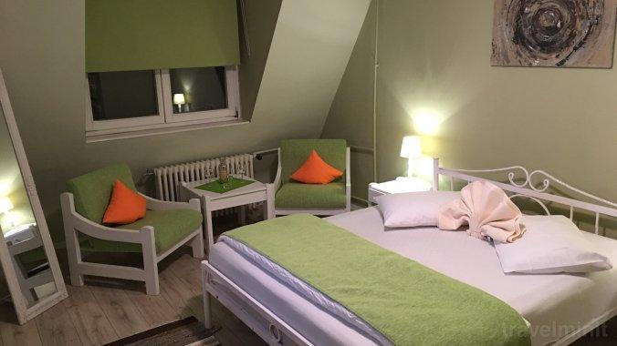 Apartament Bradiri House Sfântu Gheorghe