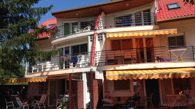 Apartamente Balaton la malul apei Szántód