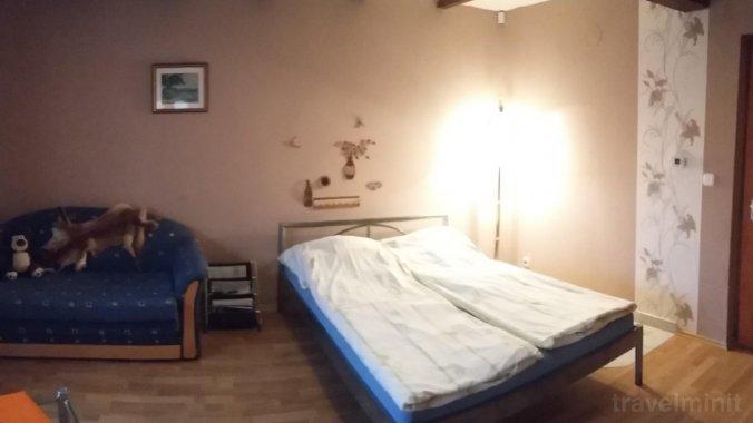 Apartamente Norbi Abádszalók