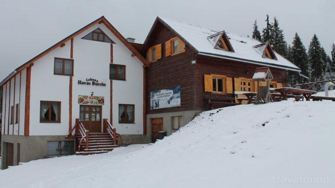 Hostel Havas Bucsin Bucin (Praid)