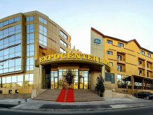 Accommodation Sibiciu de Sus, Expocenter Hotel