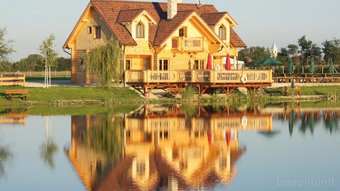Joó-tó Rönk Guesthouse Marcalgergelyi