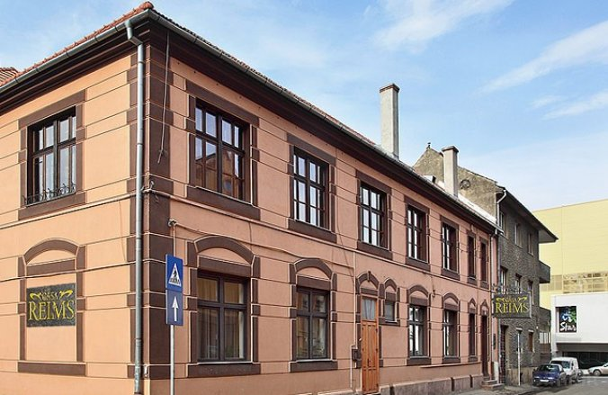 Pensiunea Casa Reims Brașov