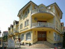 Hotel Ungaria, Erzsébet Utalvány, Hotel Korona