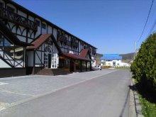 Szállás Borosbocsard (Bucerdea Vinoasă), Vip Motel és Étterem