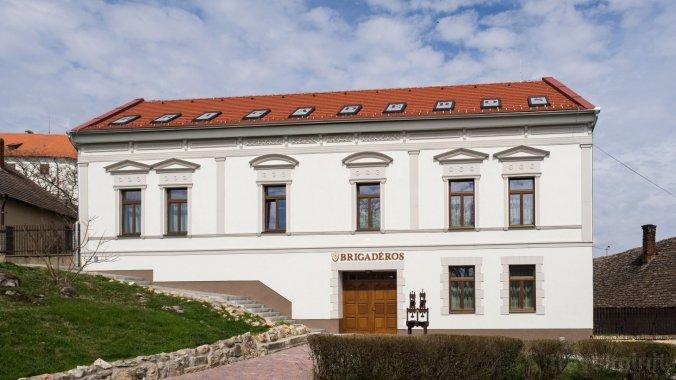 Casa de oaspeți Brigadéros Siklós