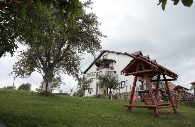 Casa Tăbăcaru Panzió Peștera