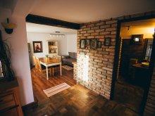 Apartman Udvarfalva (Curteni), L'atelier Apartman