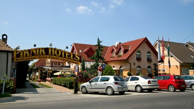Hotel Piknik Wellness and Conference Siofok