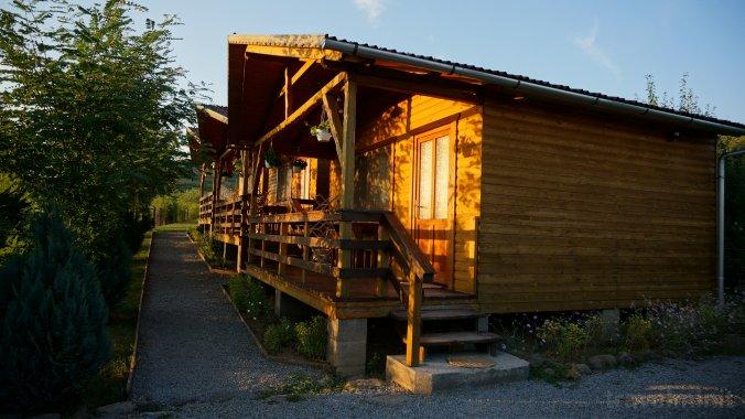 Natura Wooden Houses Praid