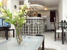 Apartament Sărata-Monteoru, Apartament Academiei