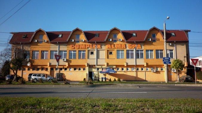 Alma Spa Hotel Szatmárnémeti