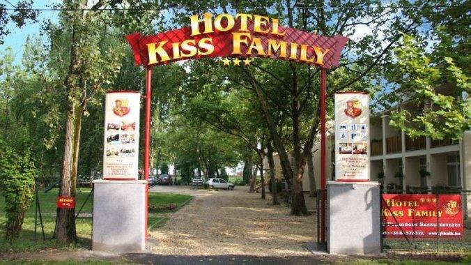 Kiss Family Hotel Balatonföldvár
