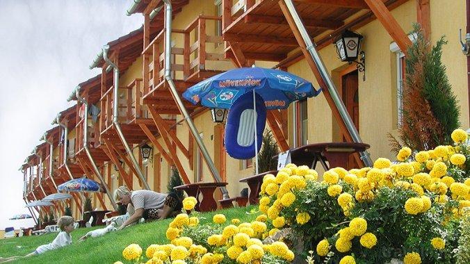 Satul de Vacanță Piknik Siofok