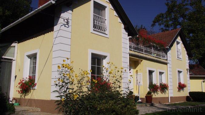 Casa de Oaspeți Kasper Kőszeg
