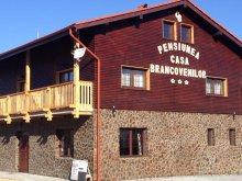 Accommodation Ucea de Sus, Casa Brâncovenilor Guesthouse