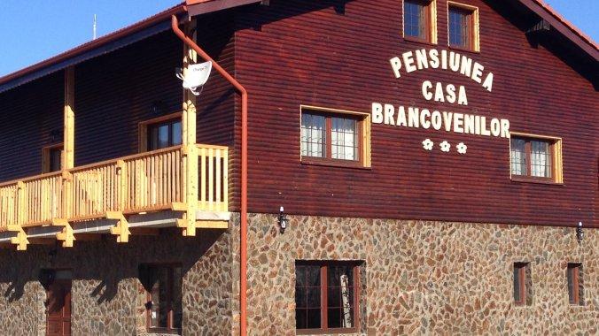 Casa Brâncovenilor Guesthouse Stațiunea Climaterică Sâmbăta