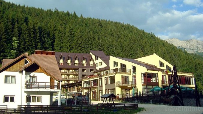 Mistral Resort Moieciu de Sus