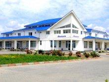 Cazare Ghirbom, Motel Bleumarin