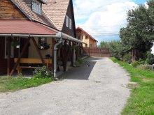 Casă de oaspeți Cheile Bicazului, Casa de oaspeți Deák