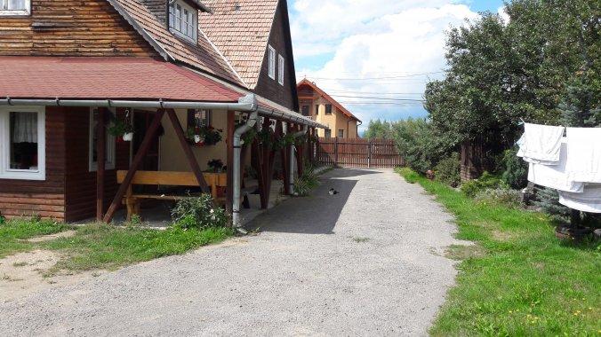 Casa de oaspeți Deák Suseni