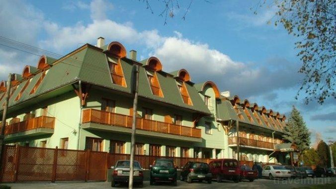 Hotel Hajnal Mezőkövesd