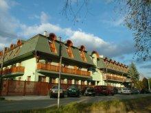 Hotel Rudolftelep, Hajnal Hotel