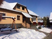 Pachet Nicolești (Ulieș), Casa de oaspeți Eszter