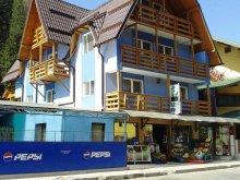 Cazare Țițești, Hostel Voineasa