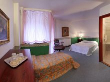 Hotel LB27 Reggae Camp Hatvan, A. Hotel Pension 100
