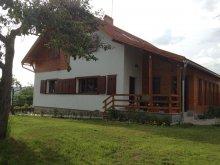Cazare Cucuieți (Solonț), Pensiunea Eszter