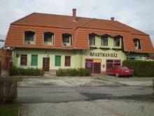 Accommodation Nagybaracska, Mohácson Apartments