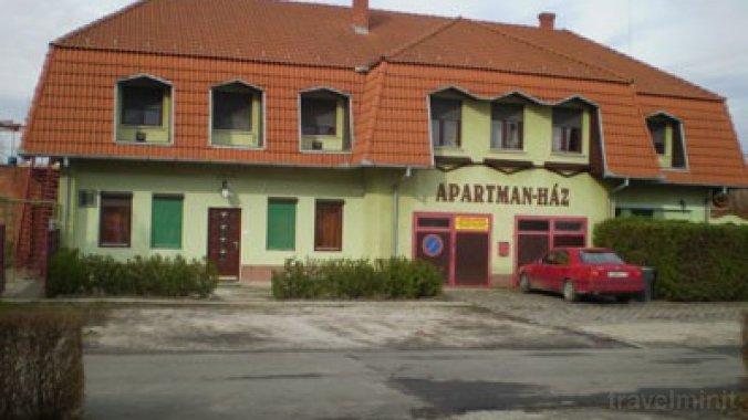 Apartmanház Mohácson Mohács